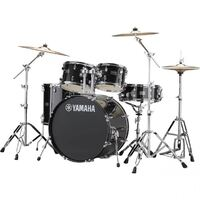 Yamaha Rydeen 5-Piece Euro Drum Kit - Black Glitter