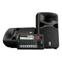 Yamaha STAGEPAS600BT Portable PA System with Bluetooth Connectivity
