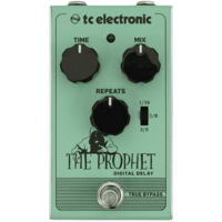 TC Electronic Prophet Digital Delay Guitar Effects Pedal