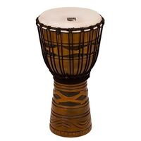 "TOCA TOCTODJ10AMS 10"" AFRICAN MASK DJEMBE"