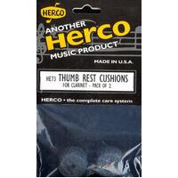 HERCO. WB205 - Clarinet Thumb Rest Cushions